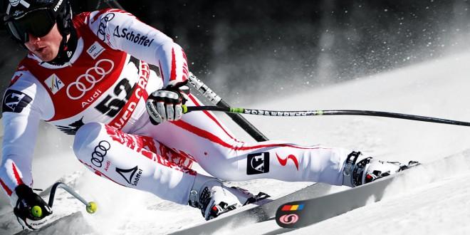 Mondiali Sci Alpino, Reichelt oro nel Super G. Male gli azzurri