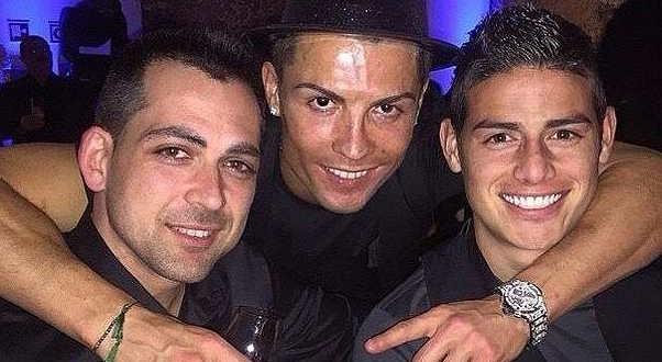 Ronaldo festa di compleanno con polemiche