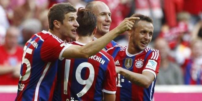 Bundesliga, Bayern Monaco-Colonia: diretta tv e probabili formazioni