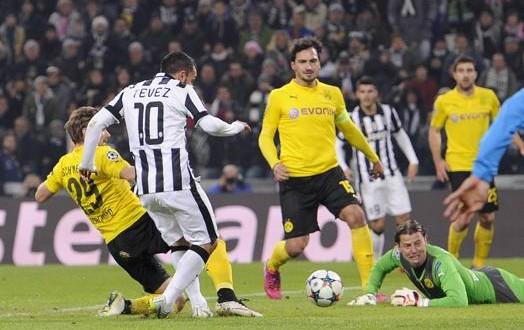 Champions: Juve, tante le note positive col Dortmund