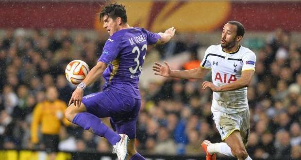 EL: Fiorentina-Tottenham, ecco le formazioni