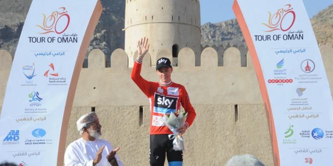 Da domani il Tour of Oman 2015