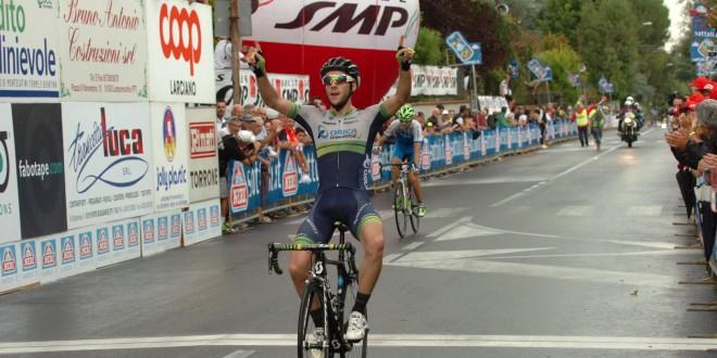 Saltano GP Larciano e Giro del Mediterraneo 2015