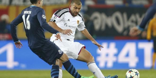 Basilea – Porto finisce 1-1.