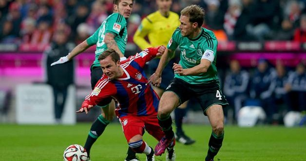 Bundesliga : la 19esima giornata.