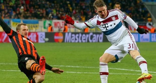 Nessun gol e tante discussioni tra Shakhtar e Bayern.