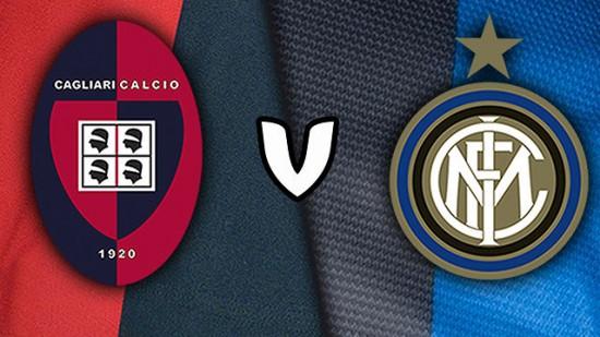 L'Inter sbanca il Sant'Elia e firma il tris di vittorie.