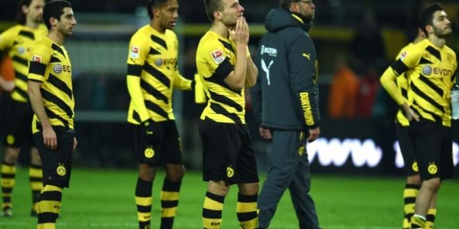Il Borussia Dortmund non sa più vincere