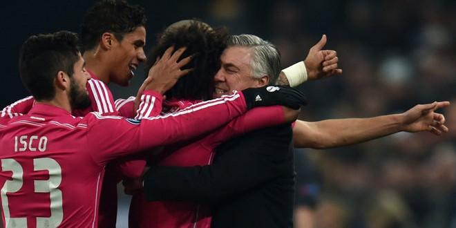 Il Real Madrid ad un passo dai quarti di Champions League.