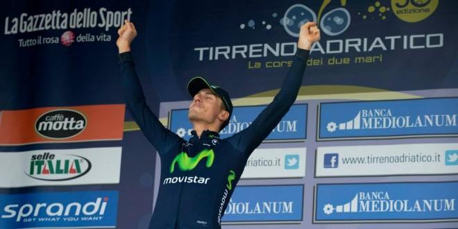 Tirreno-Adriatico, il prologo premia Malori