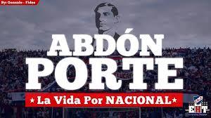 Abdon Porte, morto di Nacional