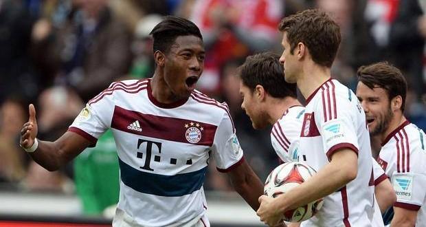 Bundes, il Bayern vince e torna a +11