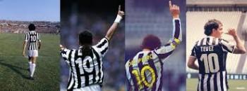 Baggio Del Piero Tevez