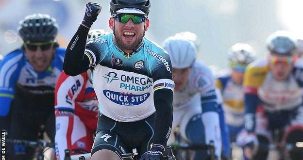 Kuurne-Bruxelles-Kuurne, sprint magistrale di Cavendish!