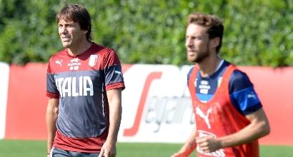 Marchisio-crack: tutta colpa di Conte? Web diviso