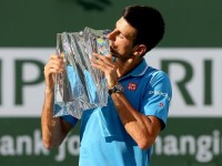 Djokovic indian wells
