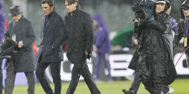 La Fiorentina batte il Milan 2-1.