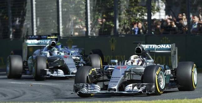 Formula 1: doppietta Mercedes, terzo Vettel