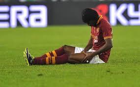 Roma: Gervinho si fa male, Totti in forse