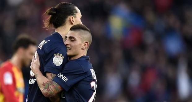 Ligue1, il Psg fa 4-1. Ora testa alla Champions