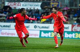 Liga: il Barca va con Messi, Atletico ancora pari