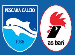 Serie B: c'è il derby dell'Adriatico Pescara-Bari