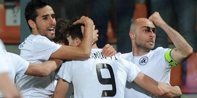 Serie B: Spezia-Livorno 3-0, volano i bianconeri