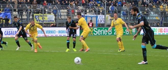 Serie B, Frosinone-Entella e il pizzino dei sospetti