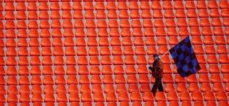 Serie A: sempre meno spettatori allo stadio