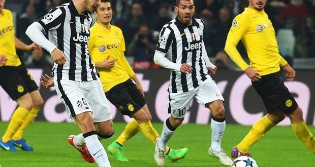 Champions League : Dortmund strapazzato, Juventus ai quarti.