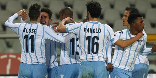 La Lazio mette a segno la quinta vittoria consecutiva.