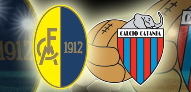Serie B, tra poco il recupero Modena-Catania