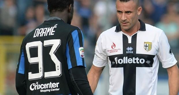 Parma-Atalanta : un brutto 0-0.