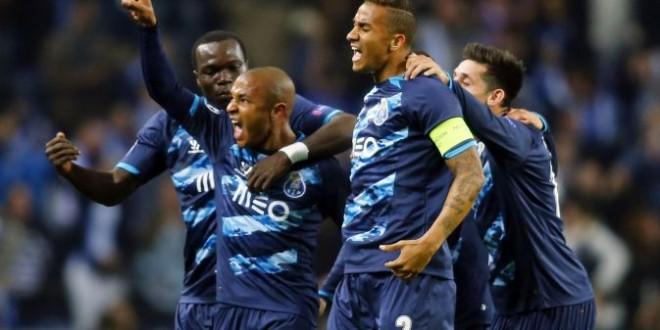 Champions League : il Porto serve il poker al Basilea.