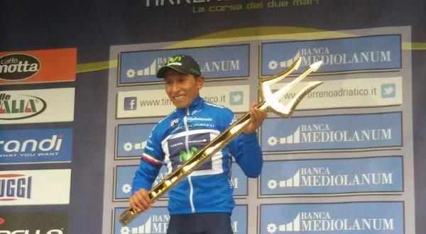 Tirreno-Adriatico, le soddisfazioni di Quintana e Cancellara