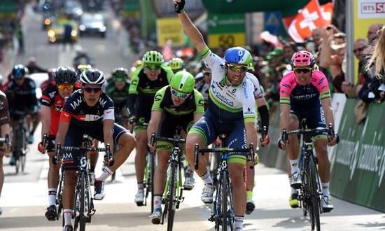 Giro di Romandia, tappa e maglia per Michael Albasini