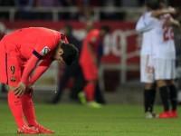 Barcellona Suarez a Siviglia