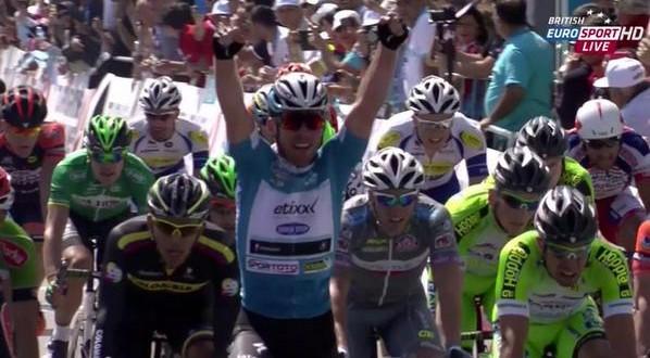 Giro di Turchia, Cavendish batte Modolo e Ruffoni