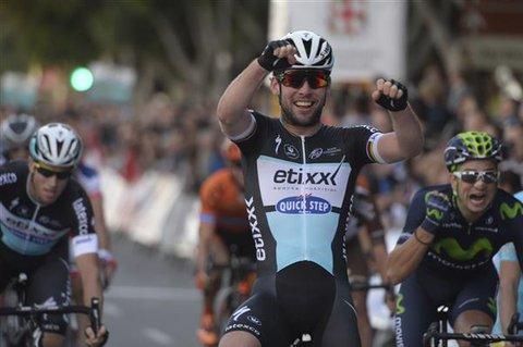 Giro di Turchia, Cavendish detta la sua legge