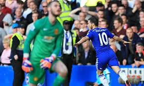 Premier: il Chelsea è un Hazard, Utd ko. Arsenal vola in FA Cup