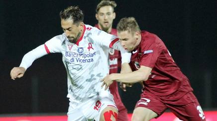Serie B: il Vicenza colpisce ancora, ora è secondo