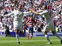 Cristiano Ronaldo Benzema Real