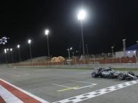 Hamilton Mercedes Bahrain