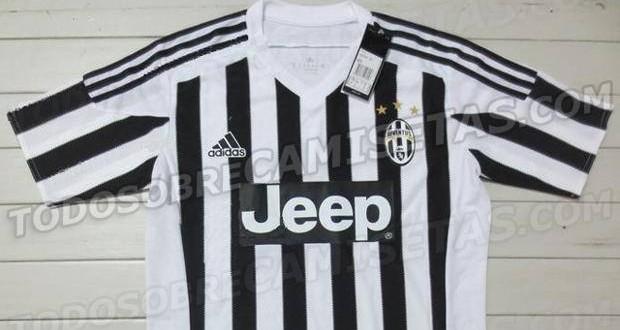Nuova maglia Juve: ci sarà la terza stella