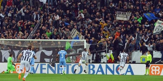 Serie A: Juve-Lazio 2-0, bianconeri più vicini allo scudetto