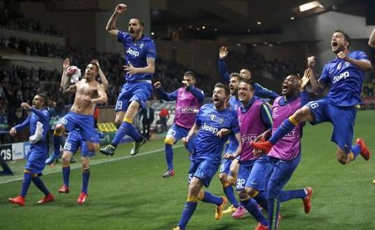 Champions, 12 anni dopo la Juventus torna in semifinale