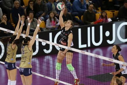Volley, playoff donne: vincono LiuJo e Pomì