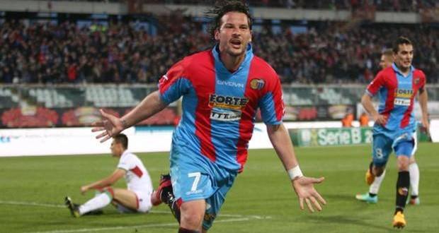 Serie B 37a giornata: Catania-Ternana 2-0, Bari-Bologna 1-1