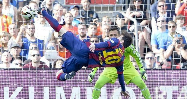 Liga: Messi mister 400 gol, ma il Real risponde