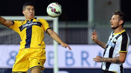 Serie A, stasera il recupero Parma-Udinese